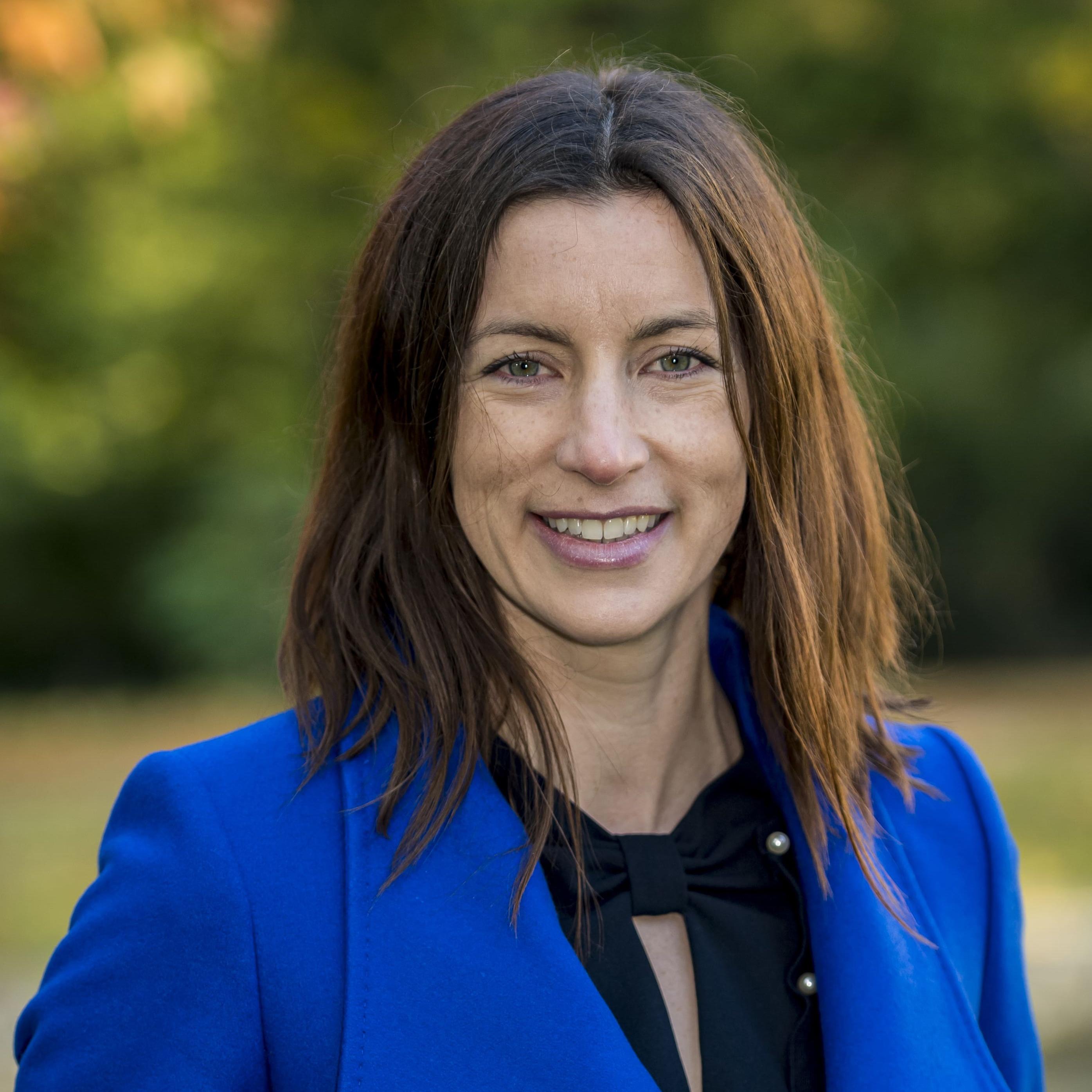 Dr Kristen MacAskill