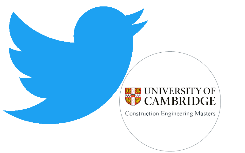 Construction Engineering Masters - Twitter