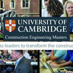 Construction Engineering Masters 2020