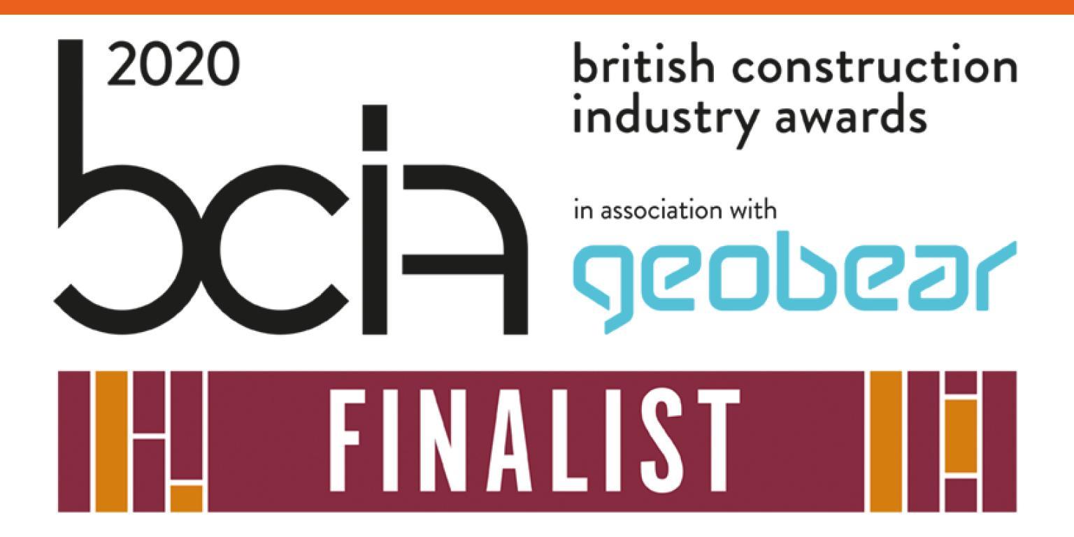 BCIA Award nomination