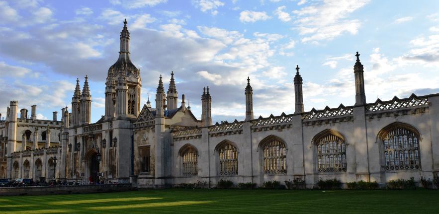 Carousel - Cambridge - King's College