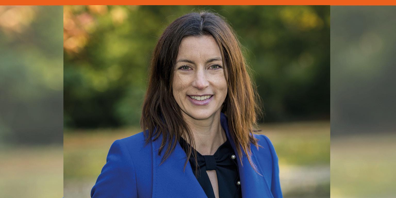How to make a leader - Dr Kristen MacAskill