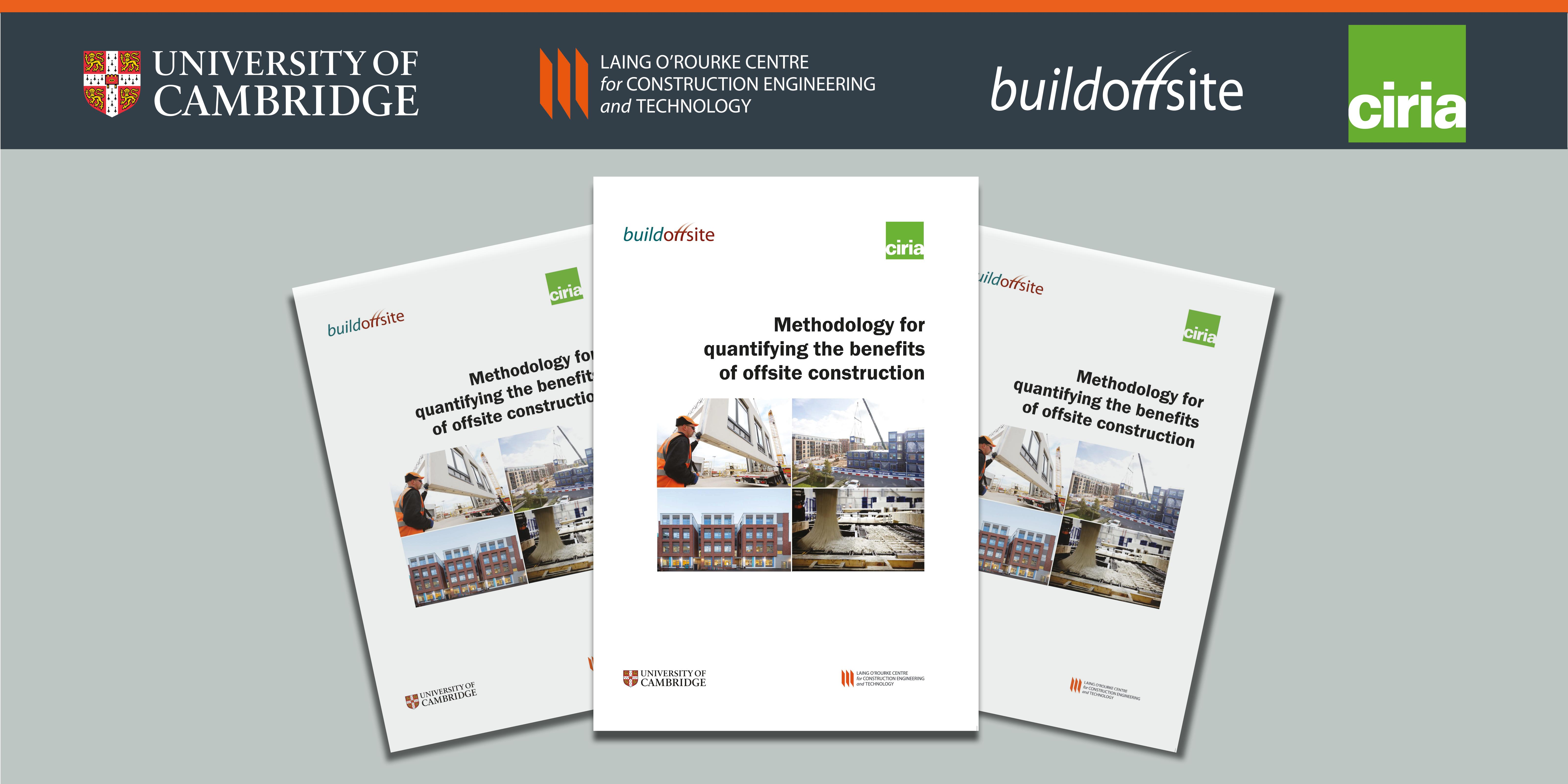 Methodology for quantifying the benefits of offsite construction